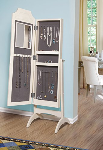 ... Full Length Mirror Jewelry Armoire. ; 