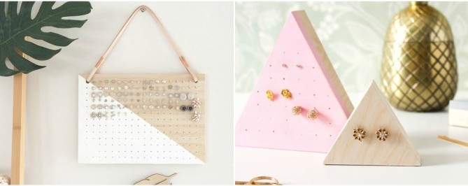25 Beautiful Earring Holders for Studs