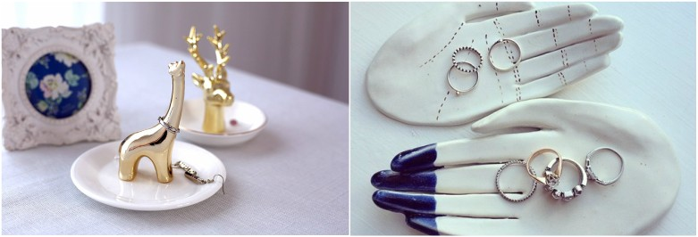 25 Beautiful Ring Holder Dishes