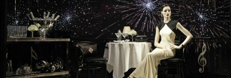 100+ New Year's Eve Window Displays, Ideas & Designs
