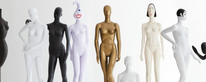 50+Types of Mannequins