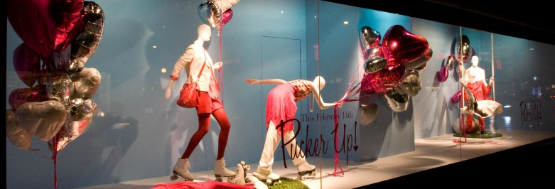 100+ Valentine's Day Window Displays, Ideas & Designs