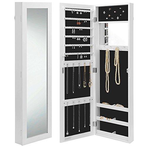 Jewelry Armoire Storage Cabinet