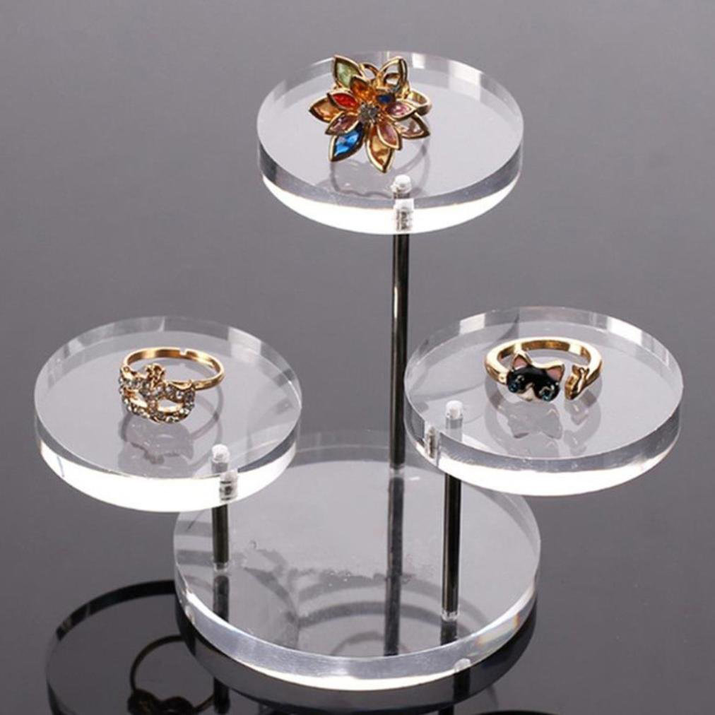 Beautiful Acrylic Jewelry Display Riser Platform