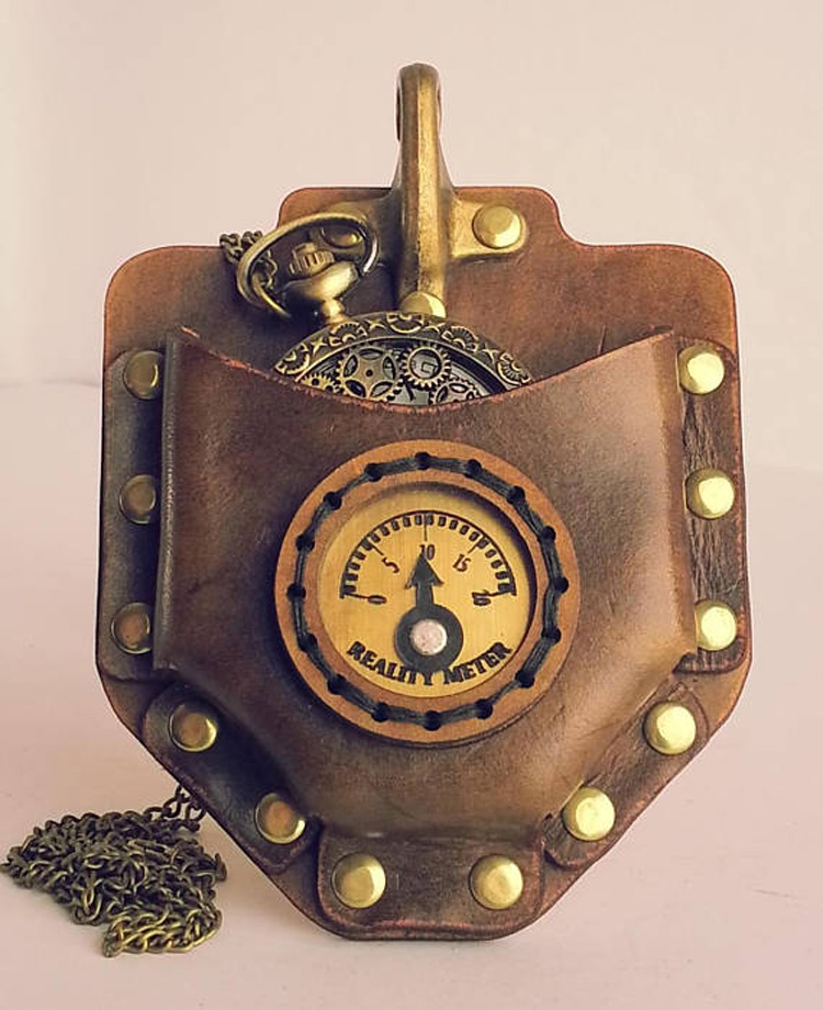 Beautiful Vintage Pocket Watch Holder