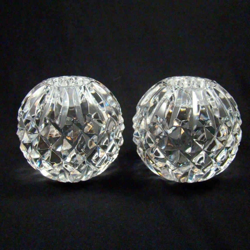 Creative Spherical Crystal Ring Holders