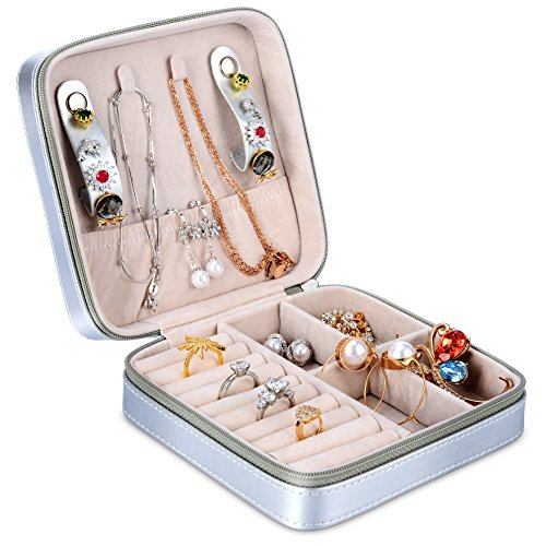 ... Portable Jewelry Organizer Boxes. ; 