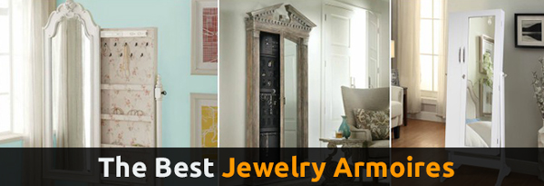 The Best Jewelry Armoires