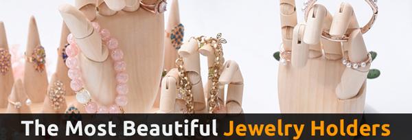Beautiful Jewelry Holders