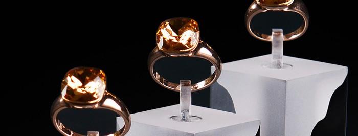 Beautiful Acrylic Jewelry Holders