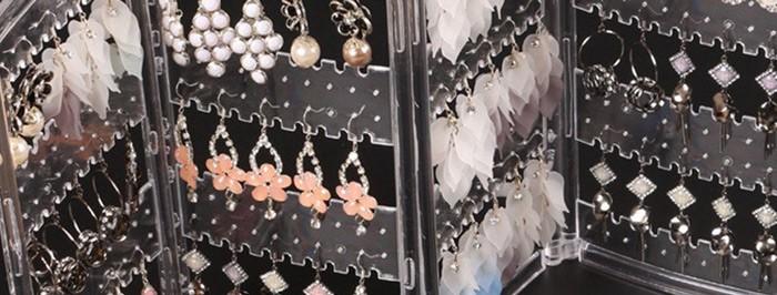 Beautiful Earring Holders