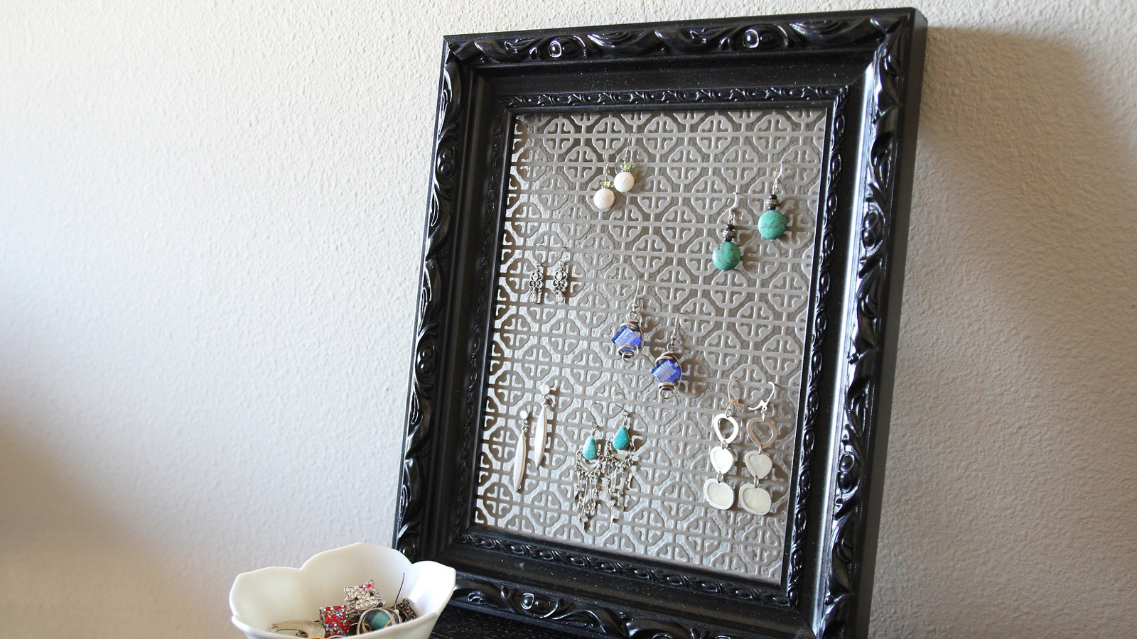 Picture Frame Jewelry Holders for Sale