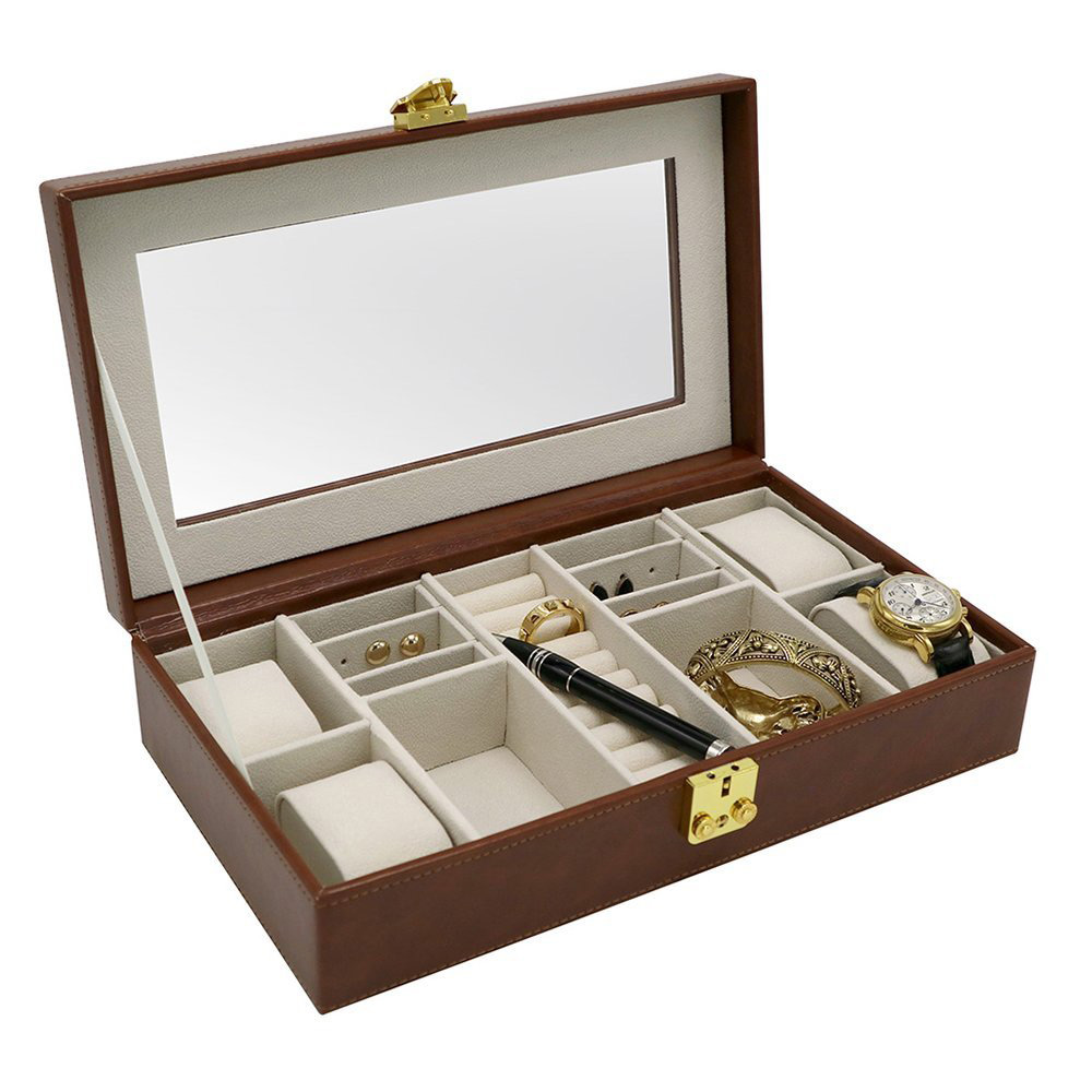 c01fe73e2 The 15 Best Men's Jewelry Boxes | Zen Merchandiser