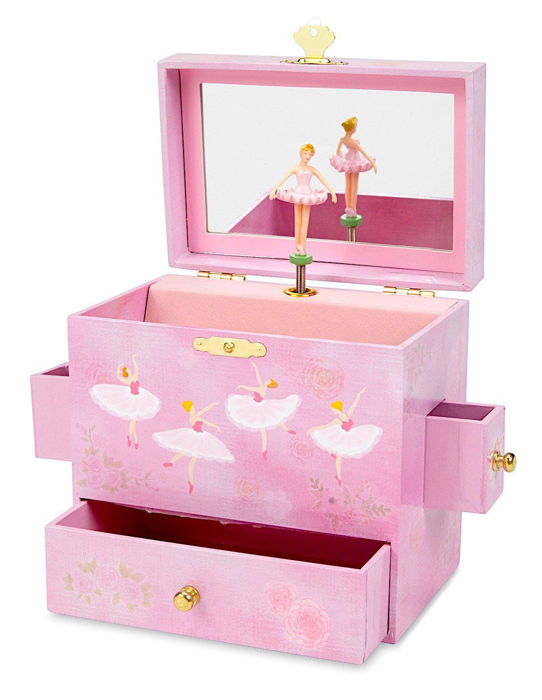 Pink Ballerina Themed Countertop Children
