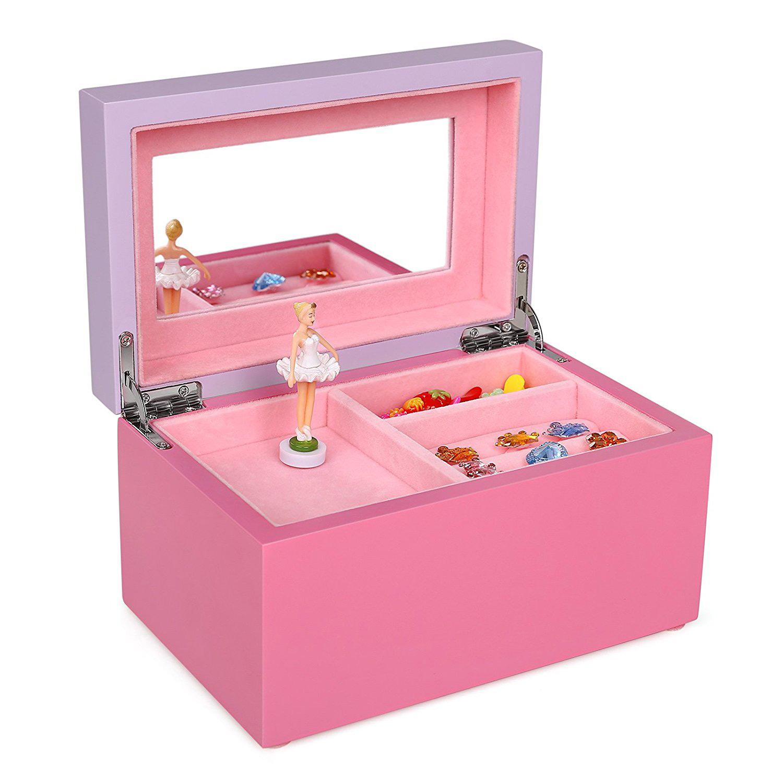 Minimalist Pink Mirrored Children