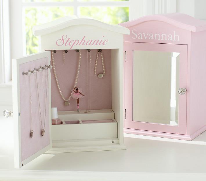 Pink Closet Shaped Girls