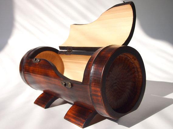 Creative Wooden Men