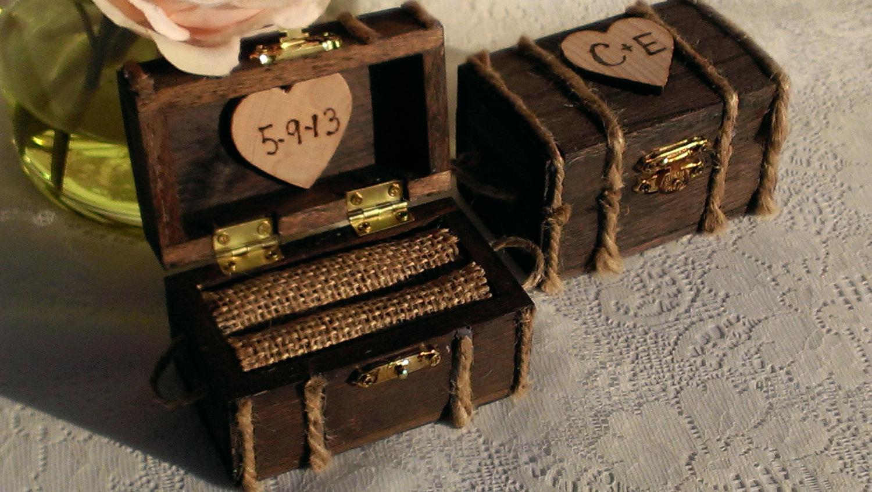 25 Beautiful Wedding Ring Boxes Zen Merchandiser