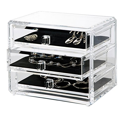 Jewelry Box Countertop Organizer