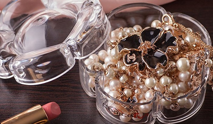 The Best Acrylic Jewelry Boxes