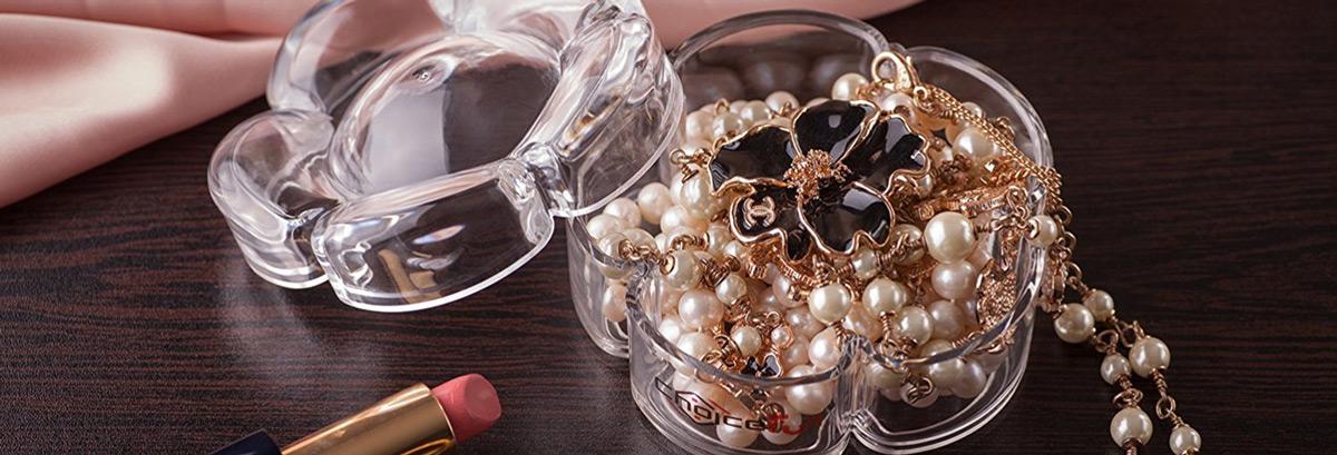 The 15 Best Acrylic Jewelry Boxes Zen Merchandiser
