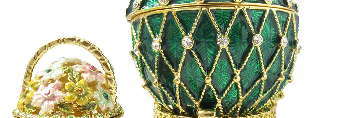 The Best Faberge Jewelry Boxes