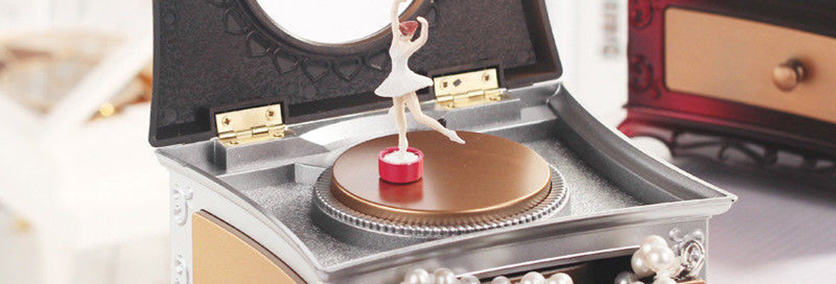 The Best Musical Jewelry Boxes