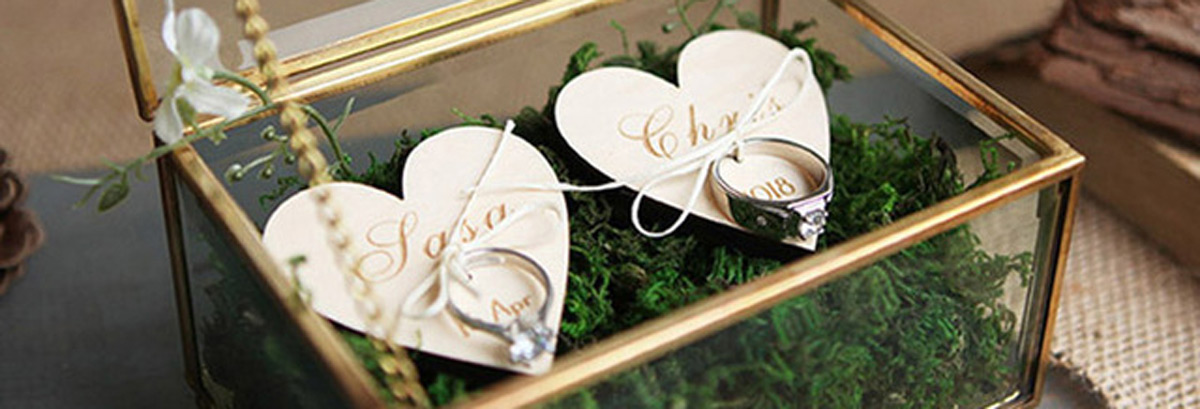 The Best Wedding Ring Boxes