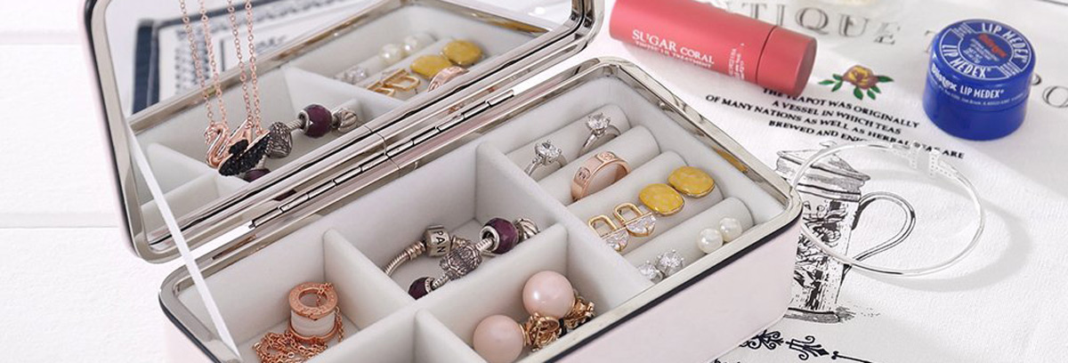 The Best White Jewelry Boxes