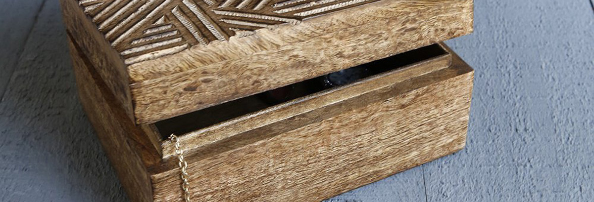 The Best Wooden Trinket Boxes