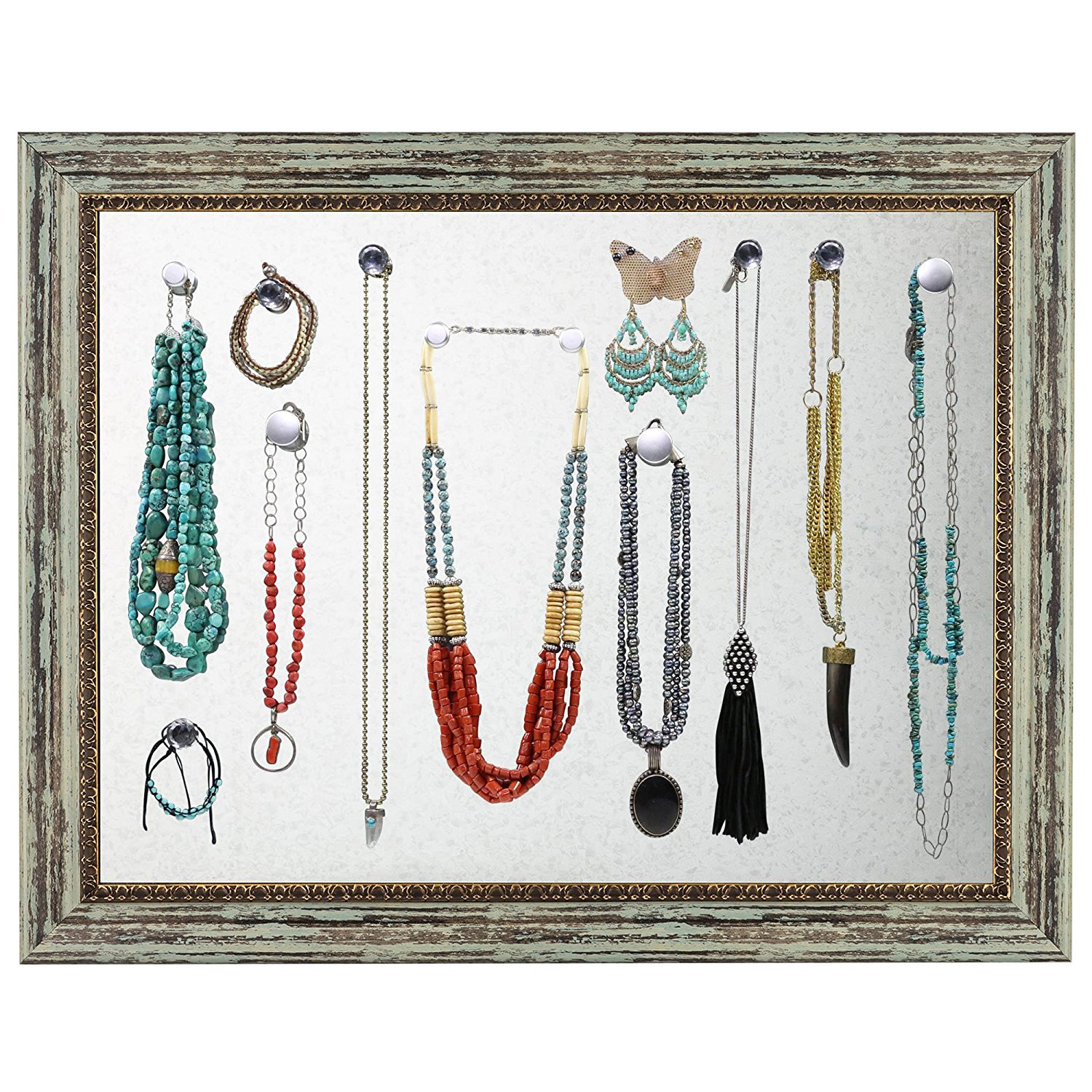 The 15 Best Picture Frame Jewelry Holders | Zen Merchandiser