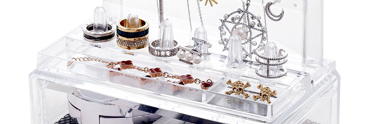Best Acrylic Jewelry Holders