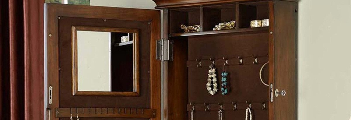 Best Hanging Jewelry Armoires