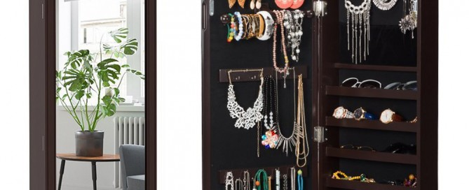 Best Over The Door Jewelry Armoires