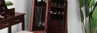 Best Standing Mirror Jewelry Armoires