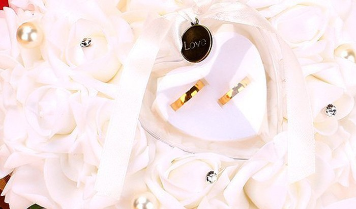Best Wedding Ring Holders