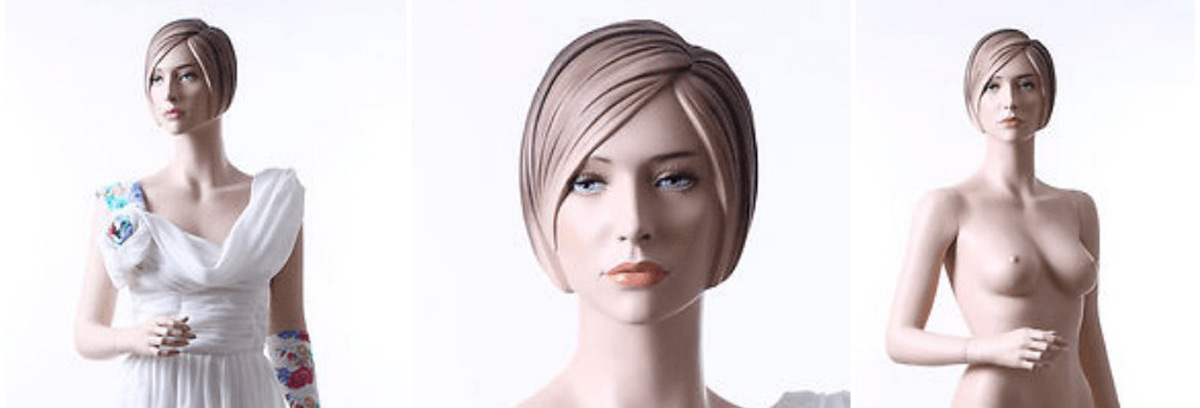 The Best Female Mannequins
