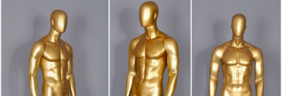 The Best Gold Mannequins