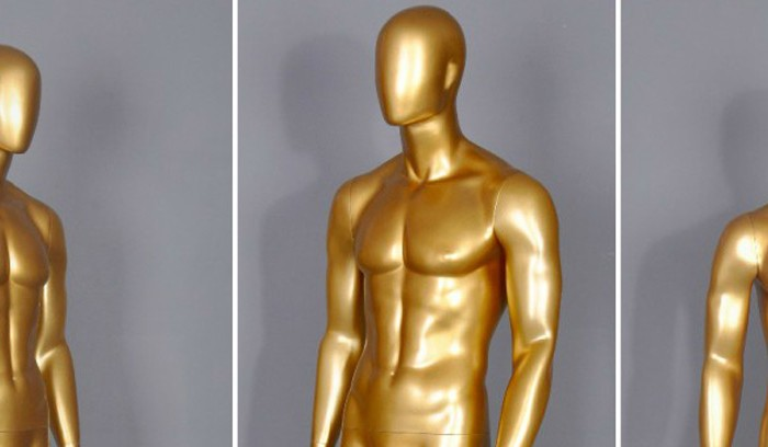 The Best Gold Mannequins