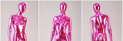 The Best Pink Mannequins