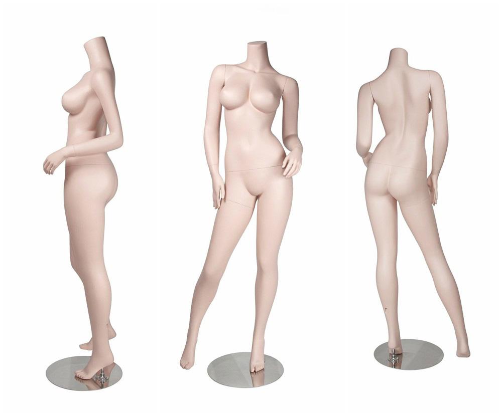 ZM-103 - Elizabeth - Elegant Full Body Headless Female Mannequin