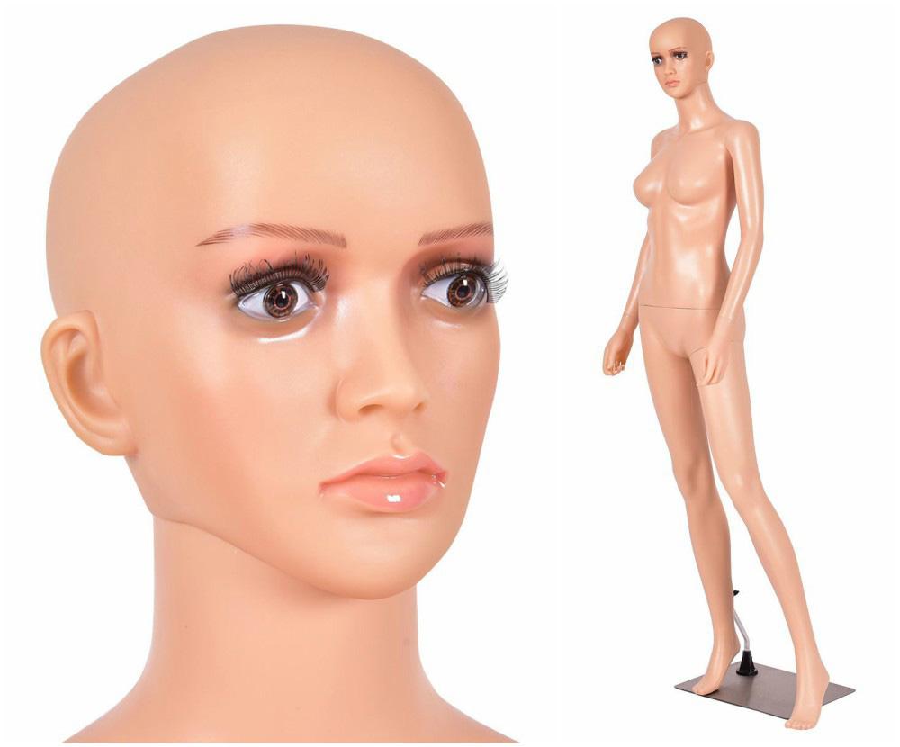 ZM-106 - Harper - Realistic Tan Female Mannequin