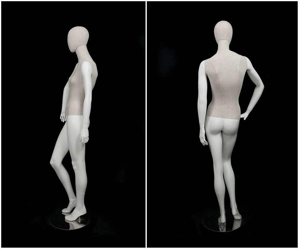ZM-1602 - Stella - Minimalist Fabric Mannequin