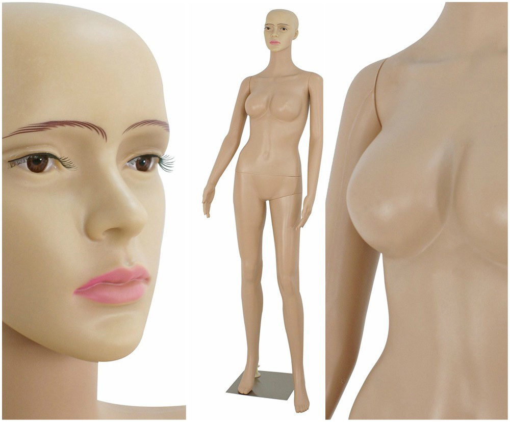 ZM-1910 - Willow - Cheap Female Plastic Mannequin
