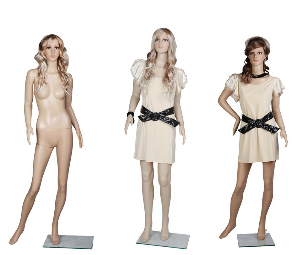 ZM-1912 - Cali - Realistic Supple Female Plastic Mannequin