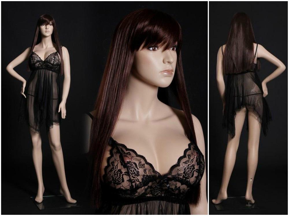 ZM-2010 - Jade - Realistic Sexy Female Fiberglass Mannequin