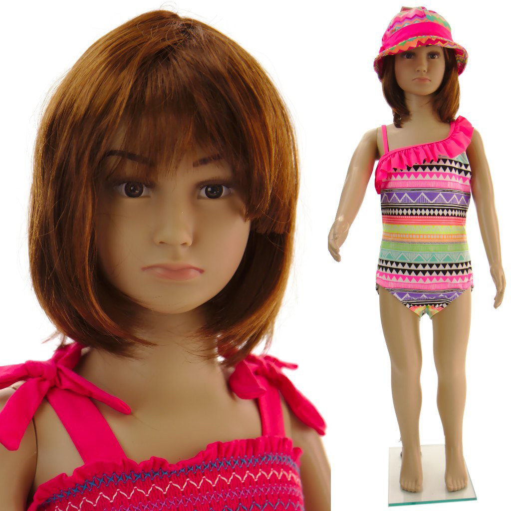 ZM-2306 - Marison - Cute Realistic Child Mannequin