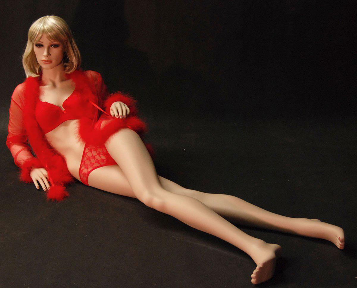 ZM-2403 - Ellie - Sexy Realistic Female Display Mannequin