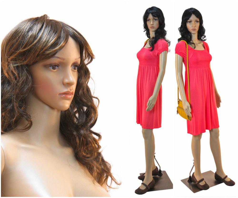 ZM-2404 - Aria - Realistic Elegant Female Display Mannequin