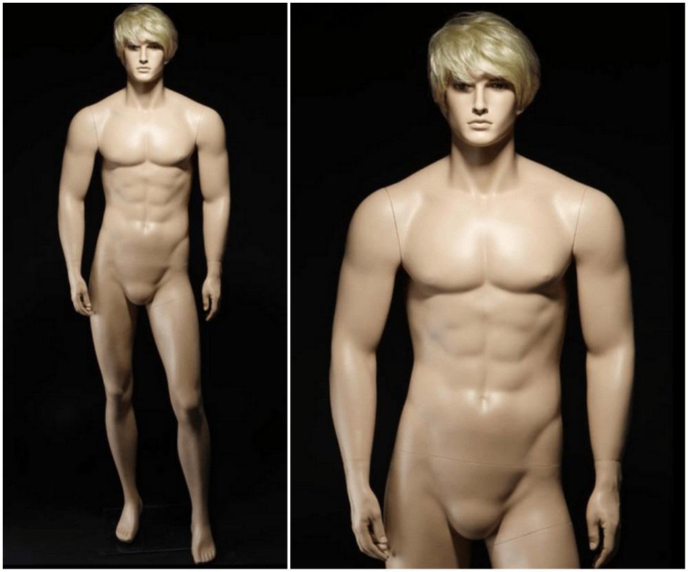 ZM-2409 - Benjamin - Realistic Male Display Mannequin